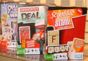 Hasbro card games from kerriathome.blogspot.com