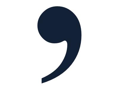 comma1